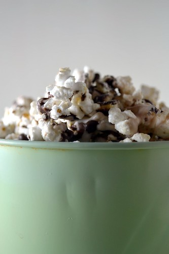 girl scout cookie popcorn