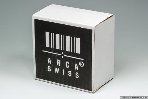 ARCA SWISS Z1 & RRS Lプレート 購入