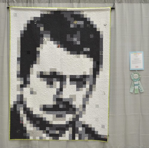 RonQuilt - The Ron Swanson Quilt, Monica Solorio-Snow