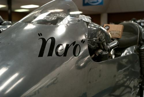 NMM Nero port side by John Gulliver