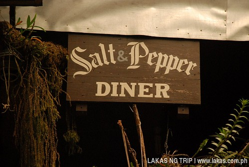 Salt and Pepper Diner at Sagada, Mountain Province