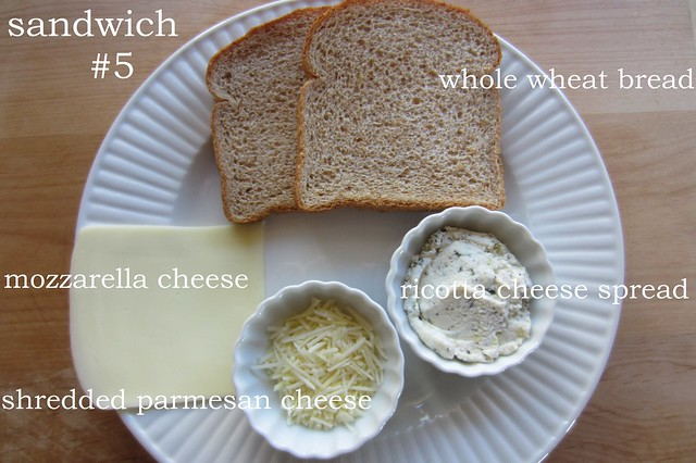 sandwich #5