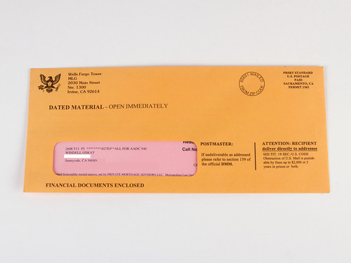 Envelopes That Claim To Be Important Evil Mad Scientist