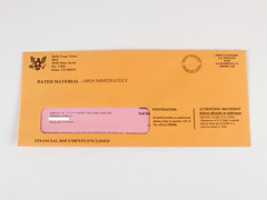 Important Envelopes 14