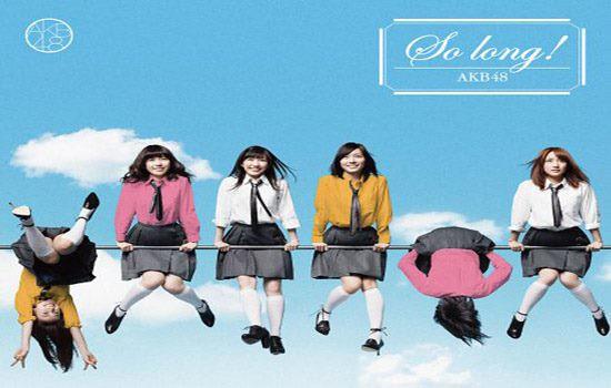 Novo Single do AKB48 Já Vendeu mais de 1 milhão de Cópias!