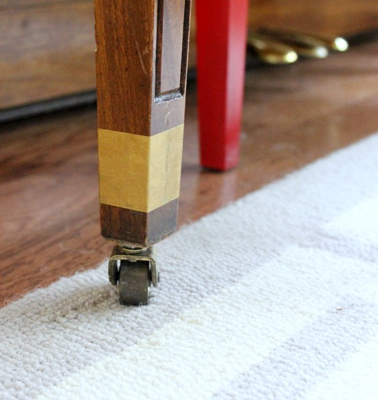 Hi Sugarplum | How to Repair a Piano Leg