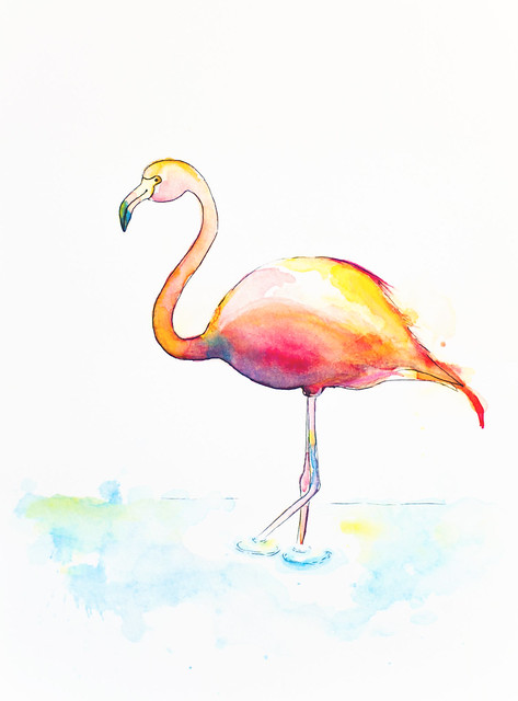Flamingow