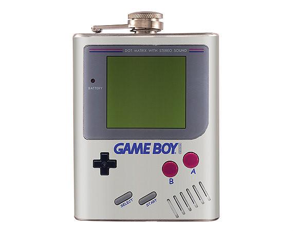 Petaca Game Boy