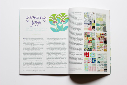 Generation Q - Spring 2013 by Jeni Baker