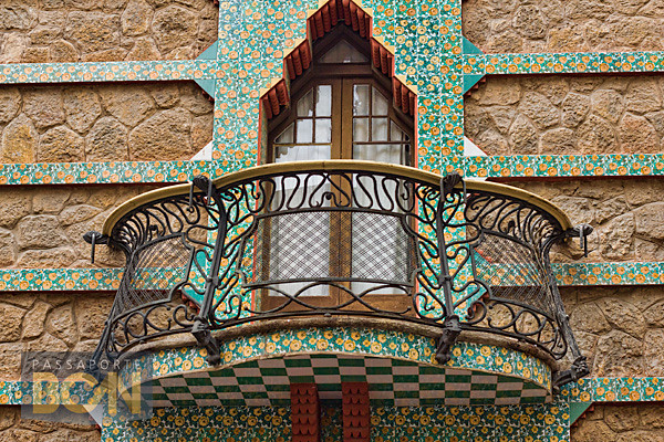 Casa Vicens, Barcelona