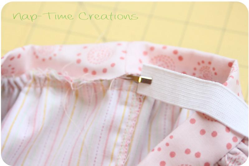 Infant skirt free pattern 3