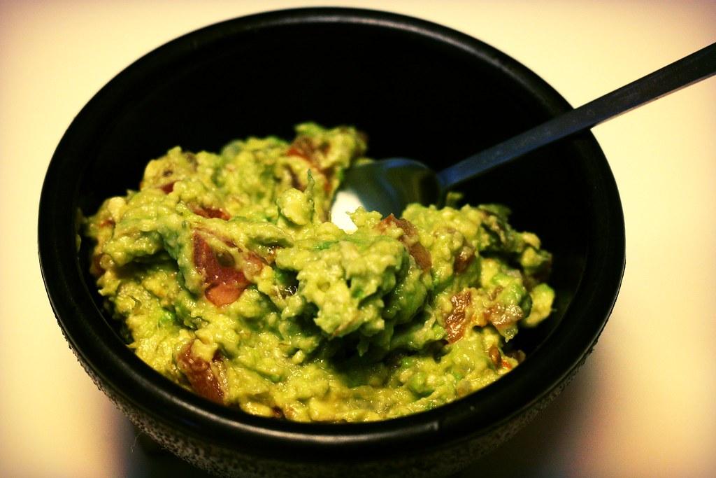 Vegan Guacamole by rootedvegan.com