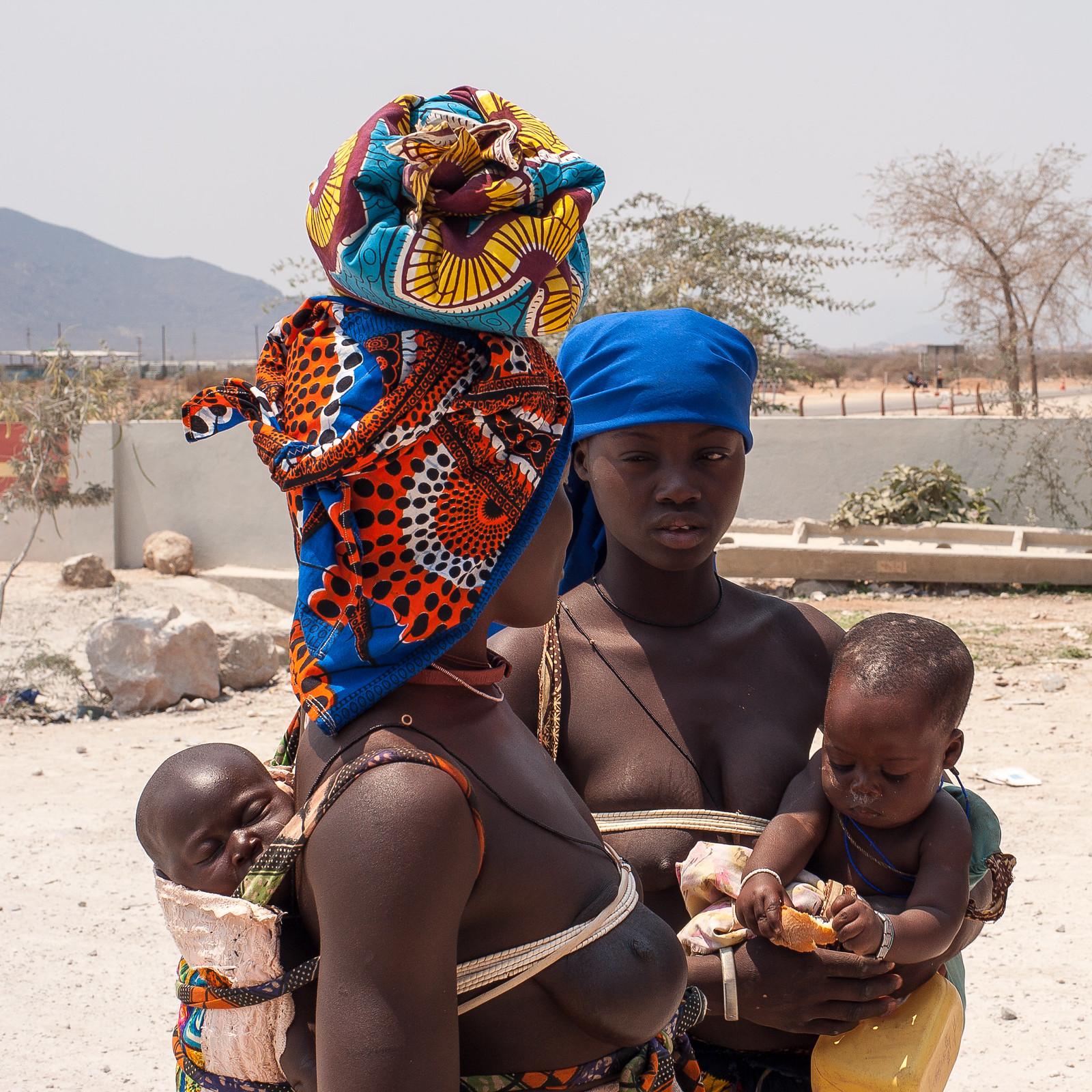 Mucubal Mothers