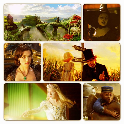 Oz - Mágico e Poderoso