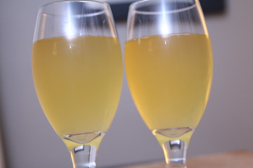 Home Brewed New England Style Farmhouse Cider