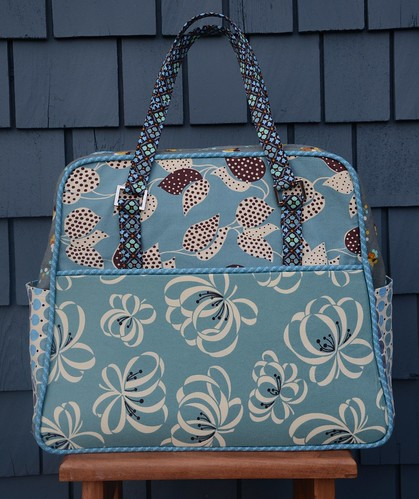 Weekender Bag by Poppyprint