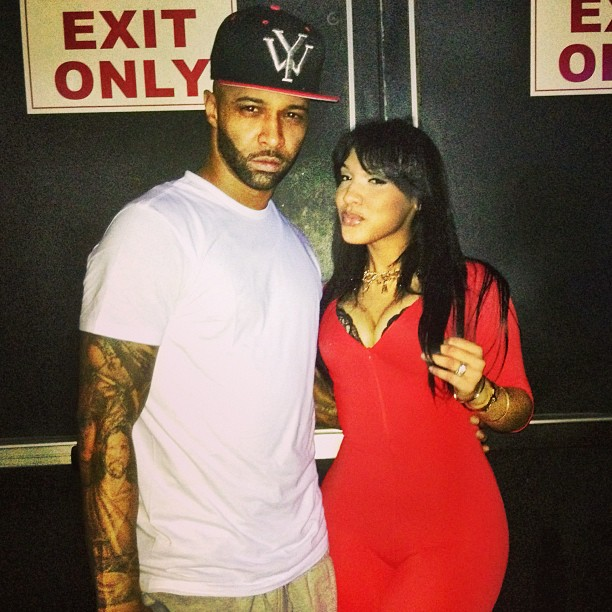 yaris sanchez and joe budden (1)
