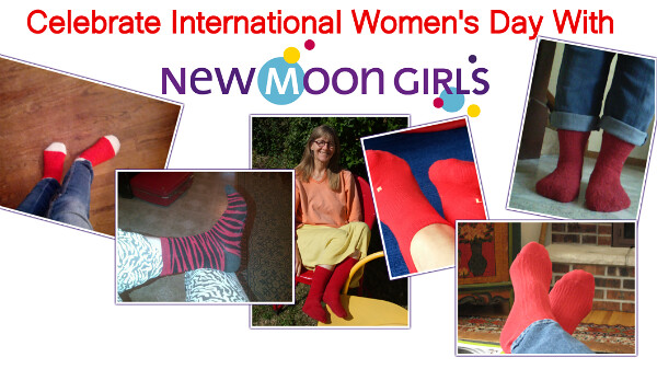 Celebrate International Women's Day With New Moon Girls