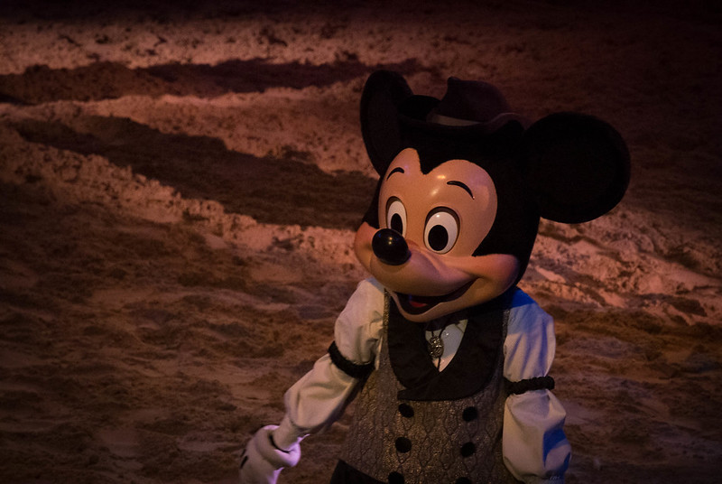 Wild West Mickey Mouse