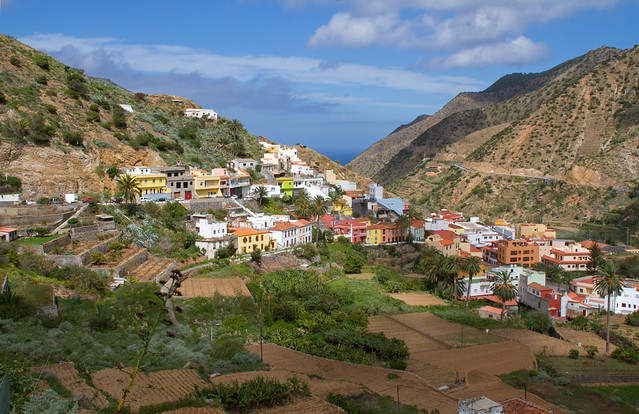La Gomera, Canary Islands - Flickr CC hisgett
