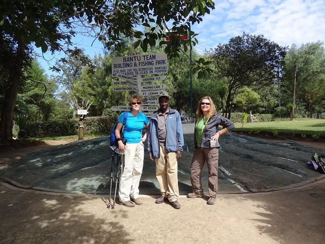 Mount Kenya Model