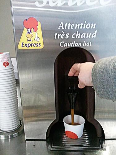 St. Hubert Sauce Machine - #LexGoFurther - A Ford Escape