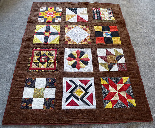 Okiciyap Auction quilt