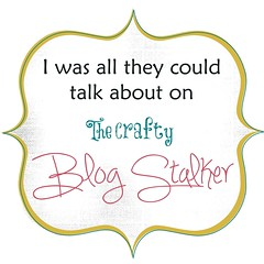 by The Crafty Blog Stalker