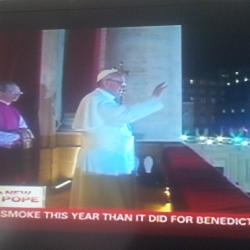 Pope Frances ...