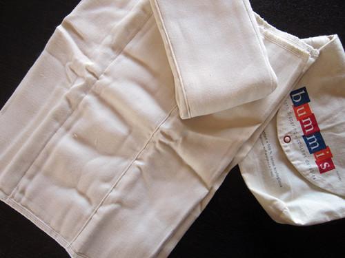 Bummis prefold diapers