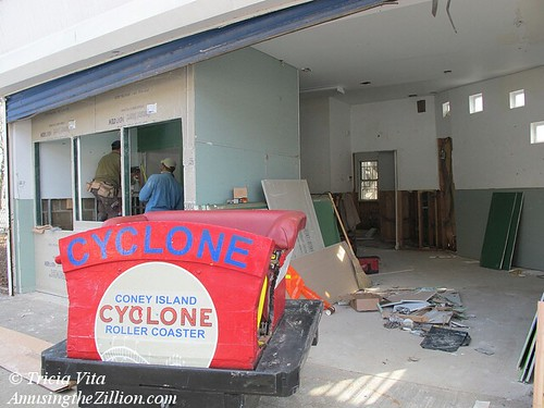 Cyclone Ticketbooth