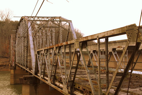 Collins River Bridge near Rock Island