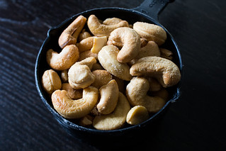 cashews for richness