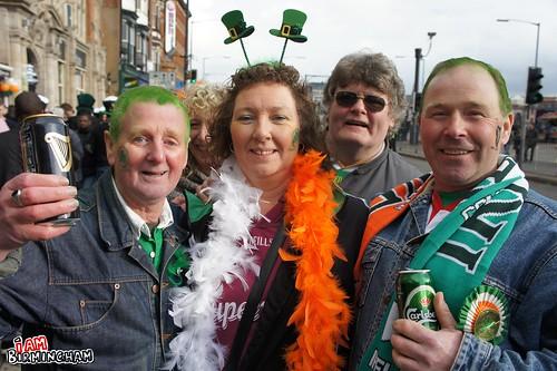 St Patrick's Day | Birmingham 2013