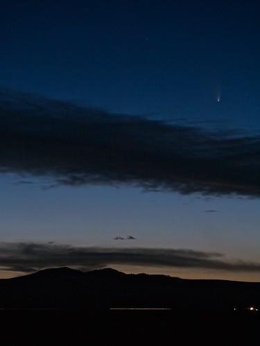 winter colorado unitedstates sanluisvalley comet panstarrs conejoscounty