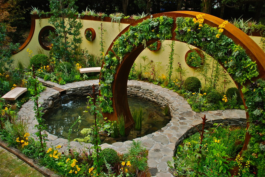 1000 images about ponds in the garden on pinterest for Irish garden designs