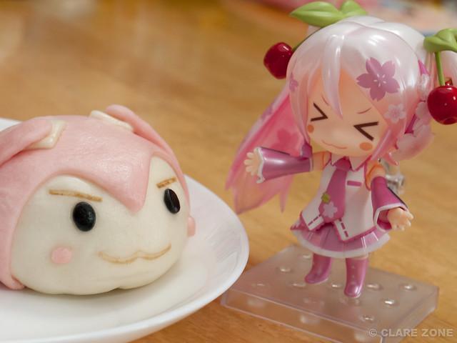桜ミクまん いらっしゃい!
