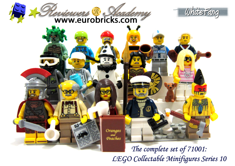 choice is yours-new Lego minifig minifigs series 1 to 10