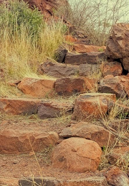 Rocks - Desert Wisdom Card