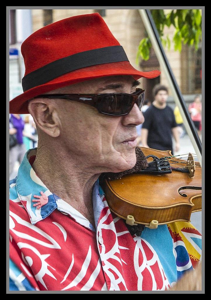 a Master Violinist-1=