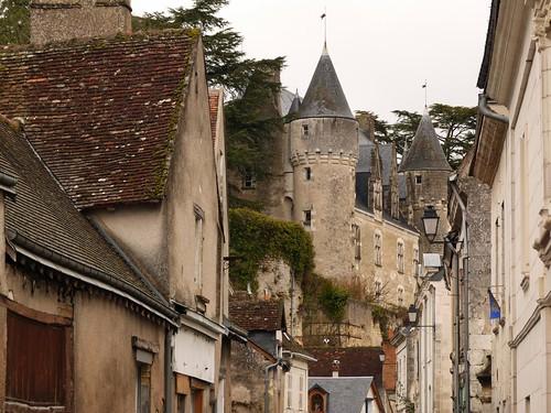 Imagen de Montrésor (Valle del Loira, Francia)