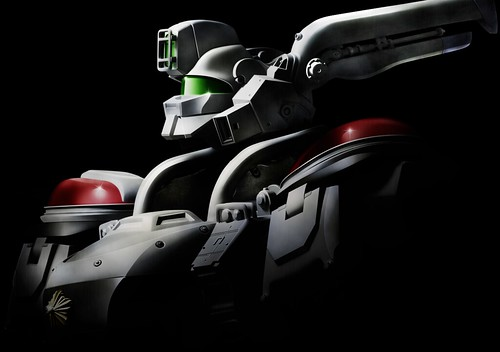 130321(1) - 科幻動漫大作《機動警察PATLABOR》鎖定2014年推出真人版新片,官網搶先開張!
