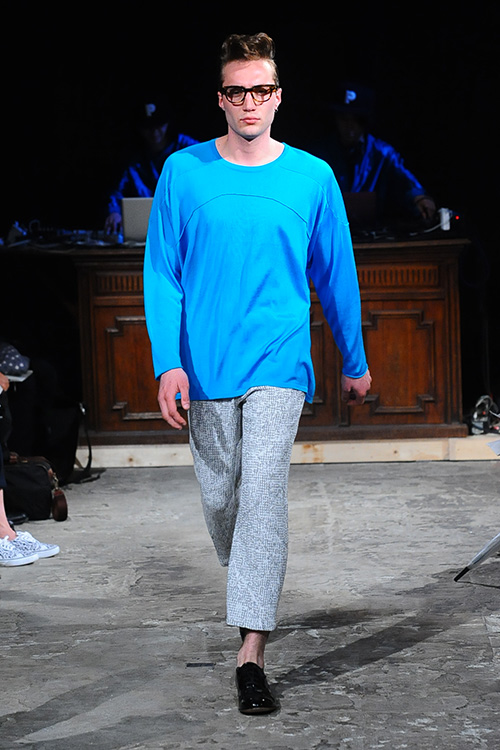 FW13 Tokyo Patchy Cake Eater016_Max Barreau(Fashion Press)