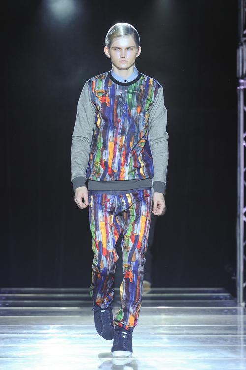 FW13 Tokyo yoshio kubo044_Morris Pendlebury(Fashion Press)