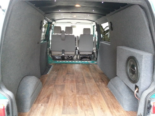 Ideas Photos Please Cabinets On Sliding Door Side Vw T4
