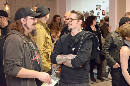 Blowout/Beautiful Forever Opening Reception