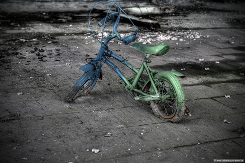 The forgotten bicycle