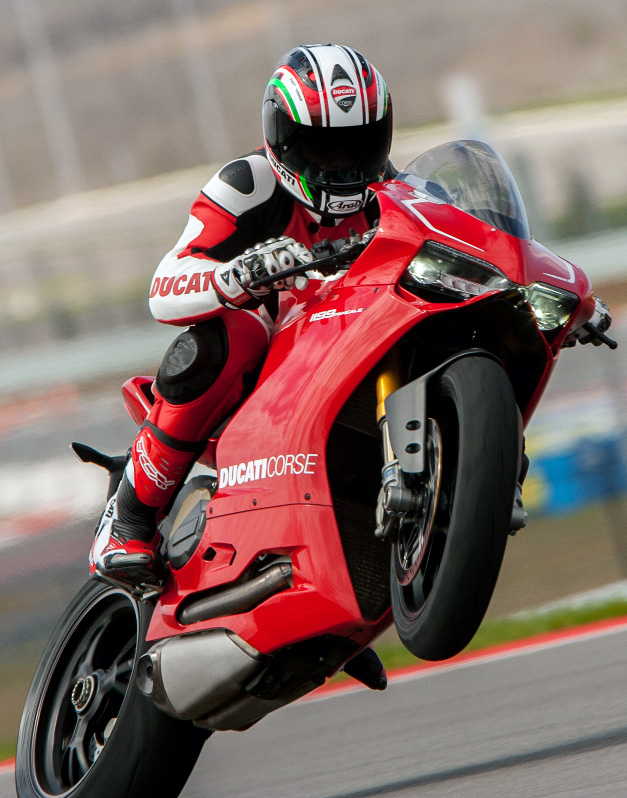Ducati UAE Dario Marchetti Panigale R 1