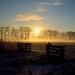Sunrise by Luuk de Vries