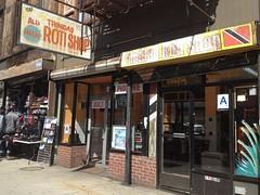 火, 2013-03-26 12:08 - Ali's Trinidad Roti shop